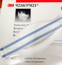 3M 9210/37021 dust/particulate Mask