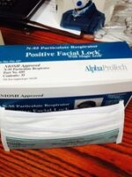 Alpha Protect N95 Mask with Magic Arch