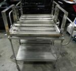 Steris Bulk Sterilizer Carts