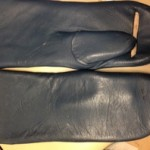 Used Open Palm Shielding X-ray Mitts