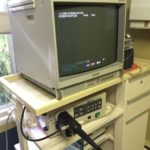 Used Veterinary Pentax Videoscope