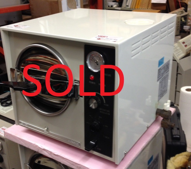 Sanyo Mac 1200 Autoclave almost new | VEEN