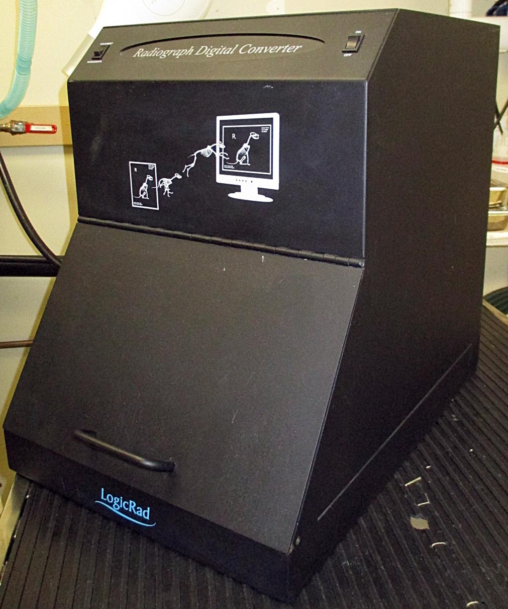 Logicrad Radiograph Digital Converter Veen Canada